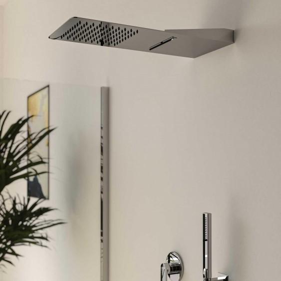 Braccio doccia tondo 335 mm